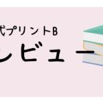 七田式プリントBレビューサムネイル